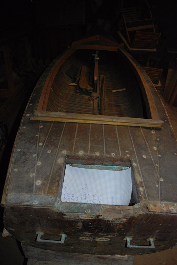 Restauration Canoes